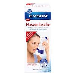 Test der Nasendusche von Emsan